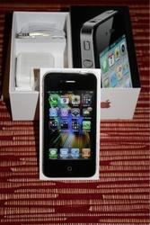 New Latest Authentic iPhone 4 32GB 100% Unlocked