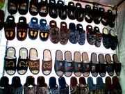 Мужская домашняя обувь в ассортименте
