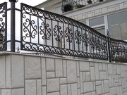 Кованые ворота,  заборы,  перила,  оградки - изготовление в Новосибирске.