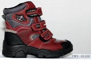 Мембранные ботиночки для мальчика