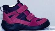 Мембранные ботиночки для девочки