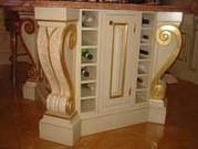 Реставрация,  ремонт,  перетяжка,  изготовление мебели