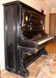 Старинное пианино Я. Беккер (J. Bekker) 1896 г.