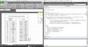Таблицы,  графики и макросы в Excel