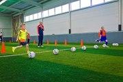 Футбольная школа для детей от 3-х лет в Новосибирске