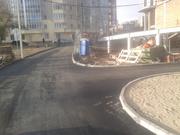 Асфальтирование в Новосибирске(Благоустройство территорий)