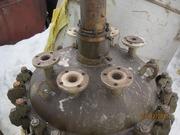 Реактор химический 630 л.;  250л;  400л. нерж аппарат с мешалкой
