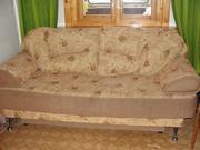 Продам 2-спальный диван б/у