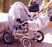 Продам детскую коляску Tako
