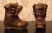 Продам сноубордические ботинки Northwave Legend